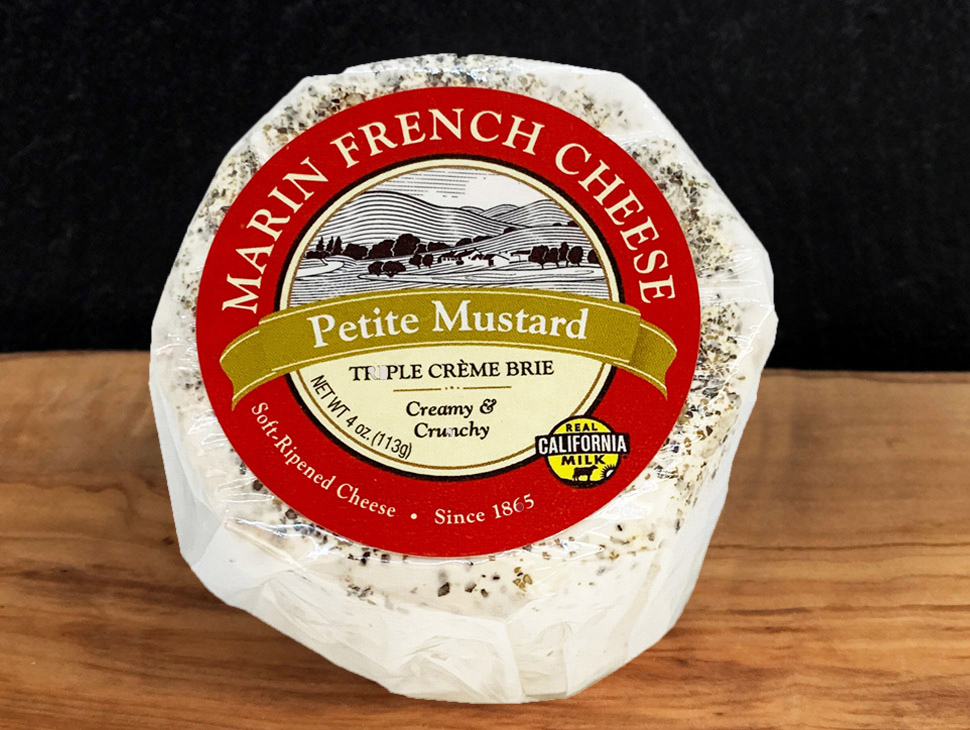 Marin French Cheese Petite Mustard