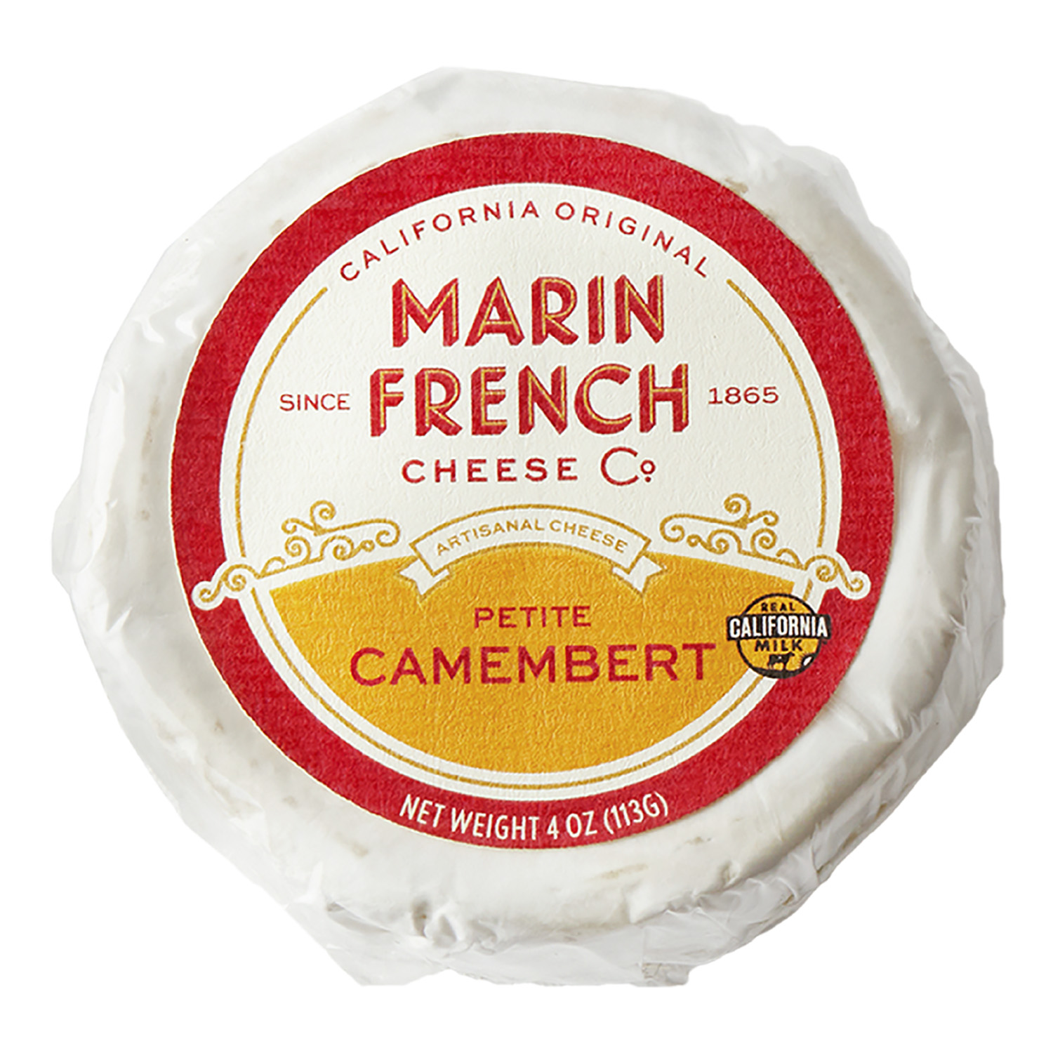 MFC_4oz Petite Camembert Front Label_High Res