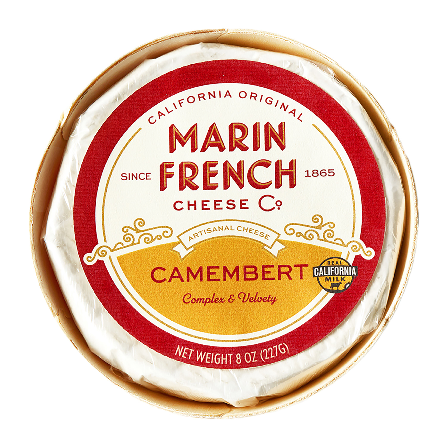 MFC_8oz Camembert Front Label_High Res
